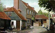 Woodcote, Epsom. The Amato Inn in Canon Series # B 38.