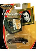 2002 Matchbox Collectibles The Osbournes Ozzy Osbourne Limousine