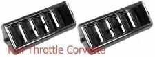1978-1982 Corvette and Chevy Center Vent Pair, NEW Reproduction