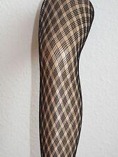 Netzstrumpfhose,Gothic,Punk,Fantasy,geometr.Muster,Netzstrümpfe sexy,one size