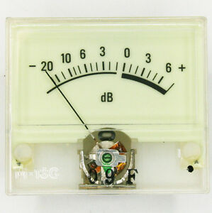 Telefunken TC-450M Rec Level meter 339370952 RetroAudio