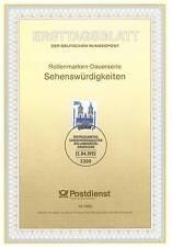 BRD 1993: Magdeburg! Ersttagsblatt der Nr. 1665 mit Bonner Sonderstempel! 154
