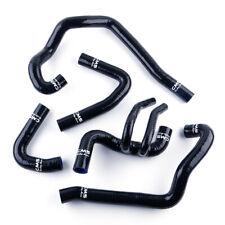 Black Silicone Water Radiator Hose Kit for Citroen Saxo Peugeot 106 GTI 16V VTS