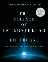 The Science of Interstellar by Thorne Kip