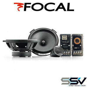 Focal PS 165 V1 6.5″ 2-WAY COMPONENT