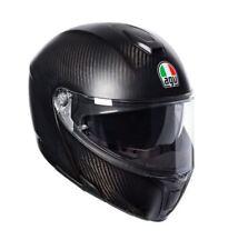 Agv helmet casque casco Sport modular matt carbon antifog incluso