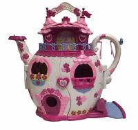 My Little Pony 2006 Light Up Musical Teapot Palace Play Set House Hasbro