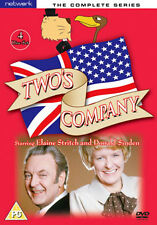 DVD:TWOS COMPANY - THE COMPLETE SERIES - NEW Region 2 UK