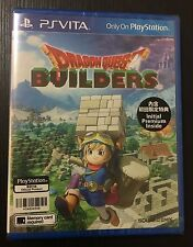DRAGON QUEST BUILDERS PS Vita *ENGLISH VERSION* - BRAND NEW SEALED Free Shipping