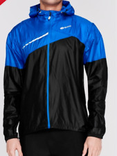 SUGOI Run For Cover Cycling Jacket Mens Blue Size UK XXL *REF186