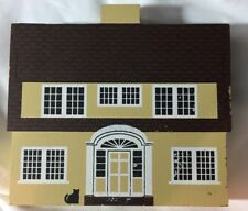 Vtg 1987 The Cat's Meow Martha Washington House Series V Sears Catal Faline 1996