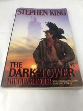Dark Tower The Gunslinger by Stephen King (1988 Pb) Plume