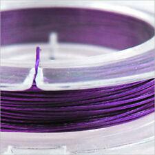 Set de 2 Bobinas Hilo Cable 0,38 – 2x 10m Violín para joyería