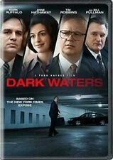 Dark Waters DVD Mark Ruffalo, Anne Hathaway New & Sealed Free Shipping