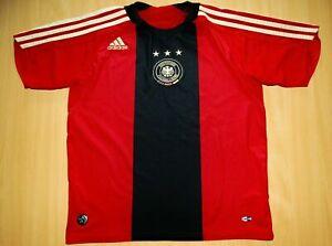 * GERMANY Deutschland trikot L YOUTH 2008 2009 AWAY shirt jersey fussball 08 09