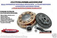EXTREME OUTBACK CLUTCH KIT TO SUIT TOYOTA HILUX LN172 3.0  5L 1997-2003