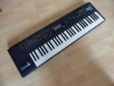 Korg N5EX Pro Keyboard Synth step above the X5D with general MIDI and Arpegiator