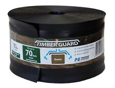 Timber Guard Decking Joists Protection Reduces Rot  70mm x 15m Best Lasting