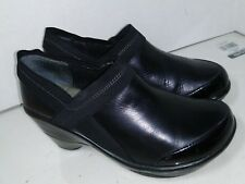 Jambu Clogs Black Shoes Cali Womens Slip On Womens Size 7 M