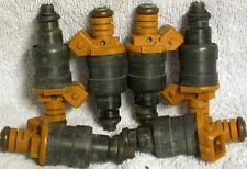 6 - 1994-98 AUDI 90 A4 A6 CABRIOLET 2.8L V6 FUEL INJECTORS 078133551AA Quatro