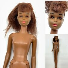1967-1968 AA BLACK FRANCIE Barbie Doll  Rare HTF African American Red Hair Japan