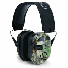 Walkers Ultimate Power Shooters Ear Muff Quad Series Camo