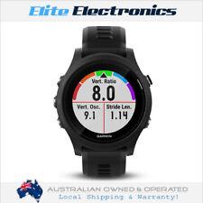 GARMIN FORERUNNER 935 GPS MULTISPORT RUNNING TRIATHLON HR SMART WATCH BLACK