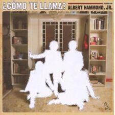 ALBERT JR. HAMMOND - COMO TE LLAMA? (RED VINYL) 2 VINYL LP NEU