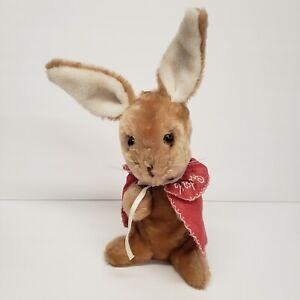 "Eden 9"" Peter Rabbit Mopsy Bunny Vintage Plush"