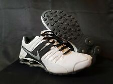 Nike Shox Current Mens Size 11.5 White Black