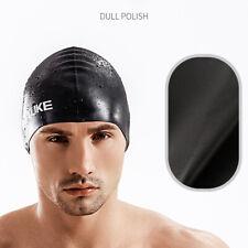 Non-slip Silicone Swim Cap Pool Swimming Hat Cover for Unisex Adult Durable USA