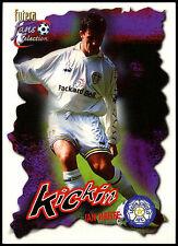 Ian Harte Leeds United #37 Futera 1999 Football Trade Card (C346)
