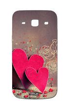 CUSTODIA COVER CASE CUORE ROSE HEART FLOWER CELLULAR SAMSUNG GALAXY S3 NEO i9301