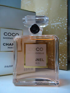 Luxury CHANEL Giftwrap COCO MADEMOSELLE PARFUM 15ml & Care Card Mint Sealed Box