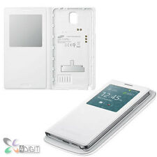 Original Samsung SM-N9006 Galaxy Note 3 Wireless S Charger+S VIEW Case Cover