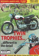 883 Sportster HD 1958 Triumph Trophy 654cc BSA Firebird 1960 Harley Davidson XLH