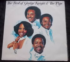 GLADYS KNIGHT & THE PIPS The Best Of LP