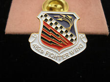 U. S. AIR FORCE 482nd FIGHTER WING (AIR FORCE RESERVE COMMAND) HAT PIN