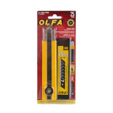 OLFA H-1BB/5BB H Series 25mm Extra Heavy Duty Snap-Off Straight Knife Combo Set
