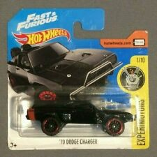 EXPERIMOTORS - FAST AND FURIOUS - 70 DODGE CHARGER