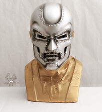 DR DOOM Cosplay Mask New Forjadict3d Replica