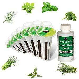 AeroGarden Gourmet Herb Seed Pod Kit (7 pod)