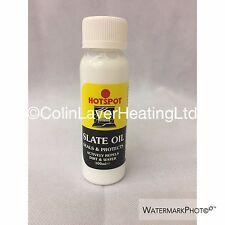 Hotspot Slate Olio Sigillante 100ml GUARNIZIONI e protegge attivamente tiene lontano lo sporco e l'acqua