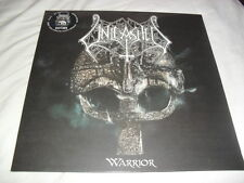UNLEASHED -WARRIOR- AWESOME RARE LTD EDITION LP VINYL BLACK HAND NUMBERED 200