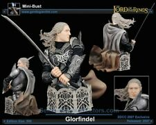 Gentle Giant Lord Of The Rings Glorfindel Bust Rare Sold Out