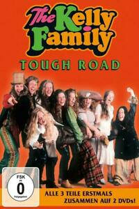 Kelly Family, Tough Road   DVD   2 DVDs   2017