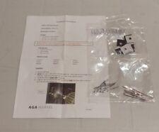 OEM  42248131 Refrigerator Shelf Rail Shim Kit AGA MARVEL