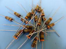 ALLEN BRADLEY  RC1-3R0J Qty of 35 per Lot RES3OHM1W5%CCOMP  carbon comp resistor