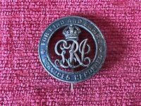 WW1 Silver War Badge B28614 Private Joseph Coupland 40602 Royal Scots Fusiliers