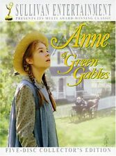 Anne of Green Gables: Five-Disc Collector's Edition [DVD Box Set, Children] NEW